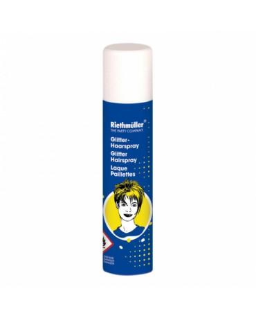 Trblietavý sprej na vlasy fialový 100ml