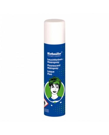 Neónový sprej na vlasy zelený 100ml