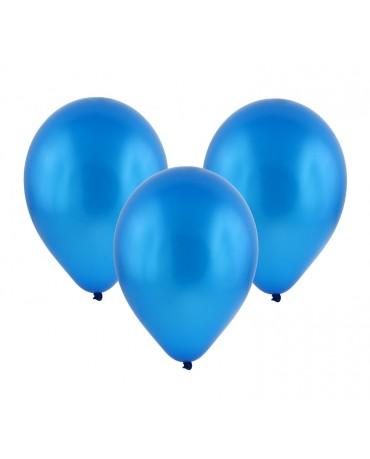 Latexové balóny metalické - granátové 12'' 100ks