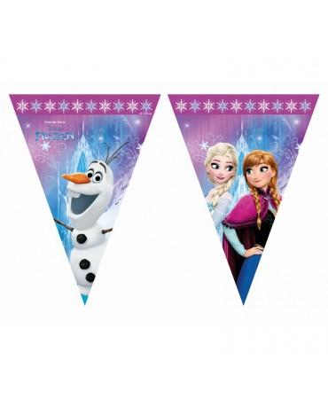 Baner Frozen ľadové kráľovstvo 2,3m