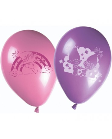 Balóniky trolovia 25cm 8ks