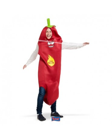 Kostým Chili paprička