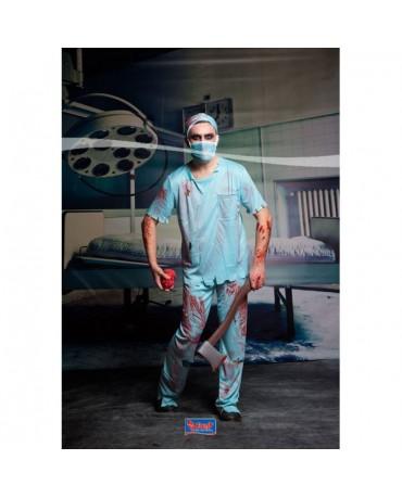Kostým chirurg M/L