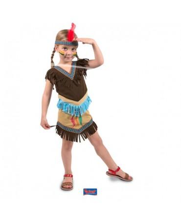 Kostým indiánka S