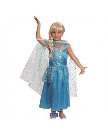Kostým ľadová princezná M