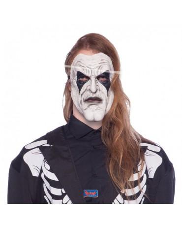 Latexová maska halloween Jester