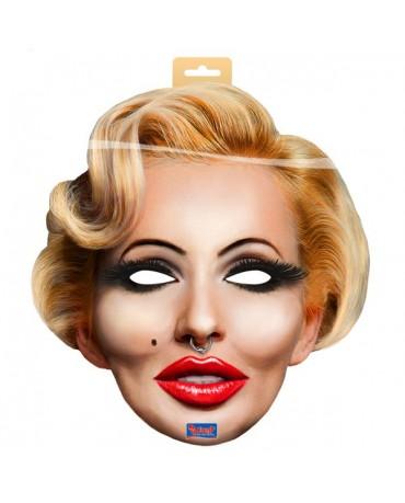 Maska botox manekýna XXL