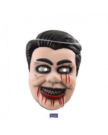 Maska strašidelná bábika XXL