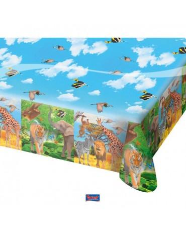 Obrus Safari party 130x180cm