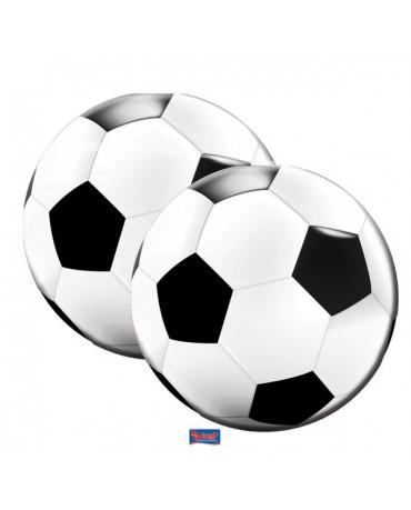 Servítky futbalová lopta 33 x 33cm 20ks