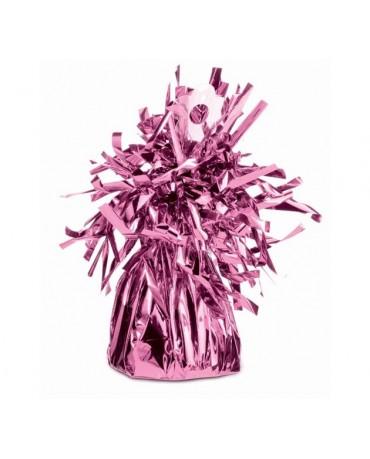 Závažie na balóny -taška-ružová