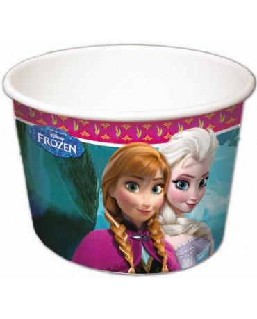 Papierové misky Frozen 200ml 8ks