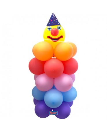Balónový set klaun