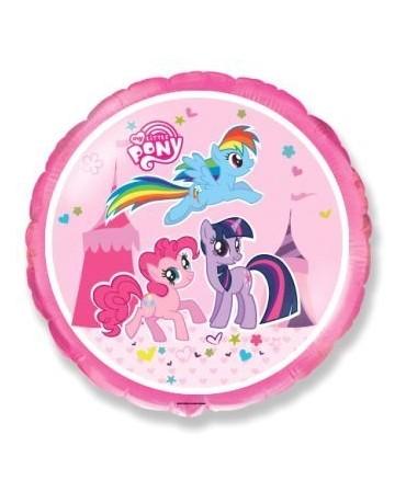 Fól. balón My Little Pony 47cm