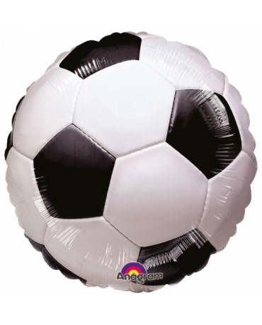 Fóliový balón- futbalová lopta 47cm