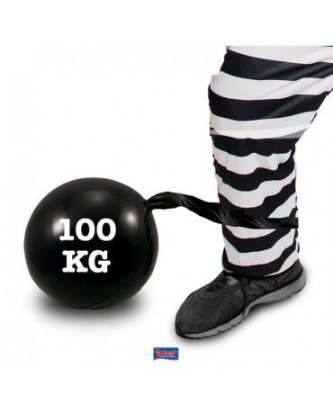 Väzenská guľa 100ks
