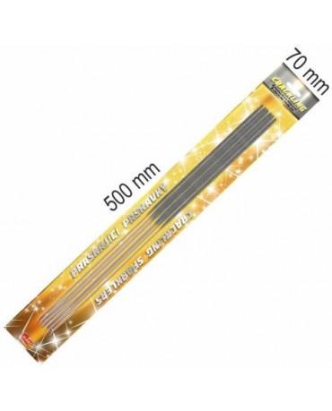 Prskavky praskajúce 40cm 10ks/1bal