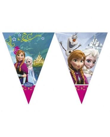 Banner vlajok Frozen 2,3m