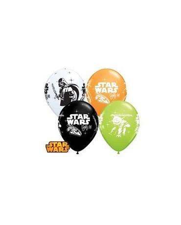 Latex. bal. Star Wars 10ks