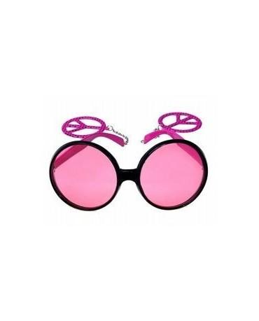 Okuliare - Peace ružové