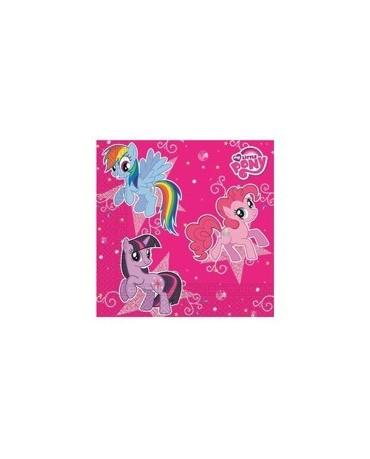 Servítky My Little Pony 33cm 20ks