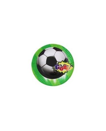 Tanieriky Goal! 18 cm - 6 ks