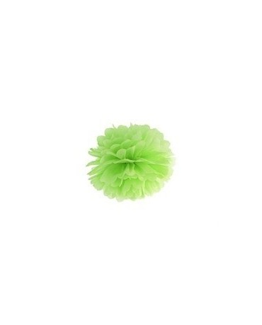 Pompón -zelený 25cm