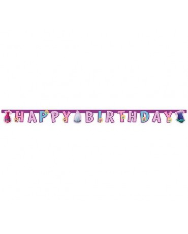 Banner Trolovia-Happy Birthday