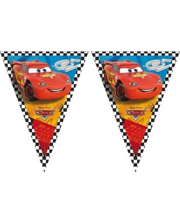 Banner vlajok - Autá Formule
