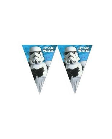 Banner vlajky Star Wars 2,3m