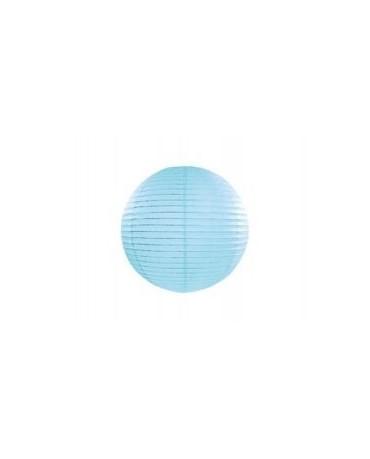 Dek. lampión- modrá lopta 20cm