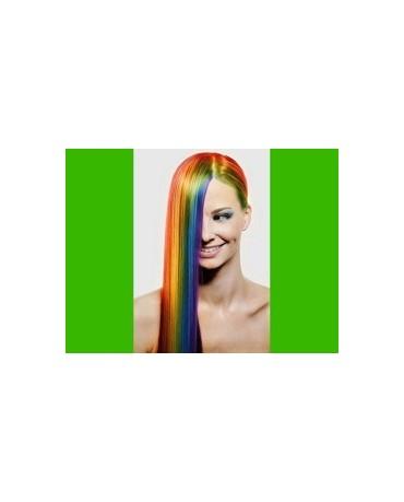 Sprej na vlasy - zelený 125ml