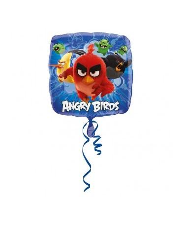 Fól. balón Angry Birds -modrý
