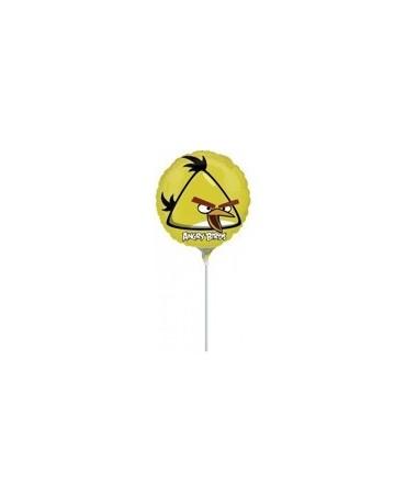 Fól. balón Angry Birds- žltý 23cm