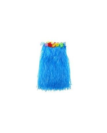 Hav. sukňa - modrá- veľ. M