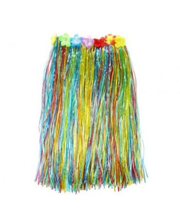 Hav. sukňa - viacfarebná- veľ. M