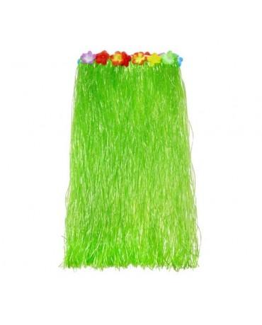 Hav. sukňa - zelená- veľ. L