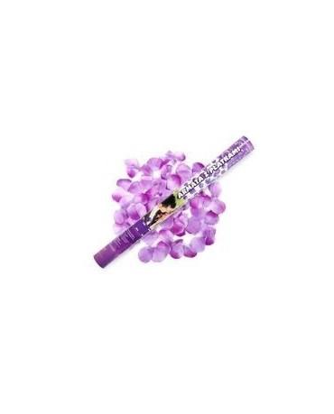 Konfety - fial. lupene ruží 60cm