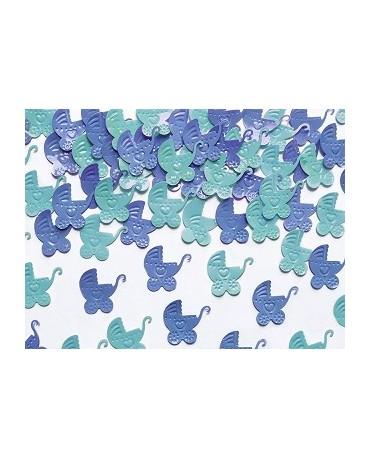 Konfety -modré kočíky 15g