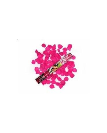 Konfety -ružové lupene ruží 40cm