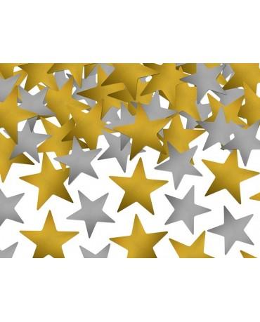 Konfety zlat. a strieb. hviezdy 7g
