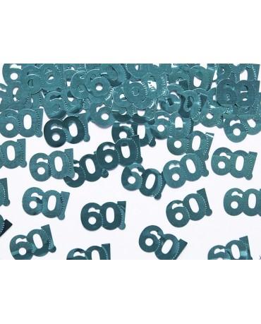 Konfety č.60 - zelené 15 g