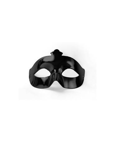 Maska Ben. karneval -čierna