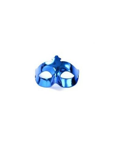 Maska Ben. karneval -modrá