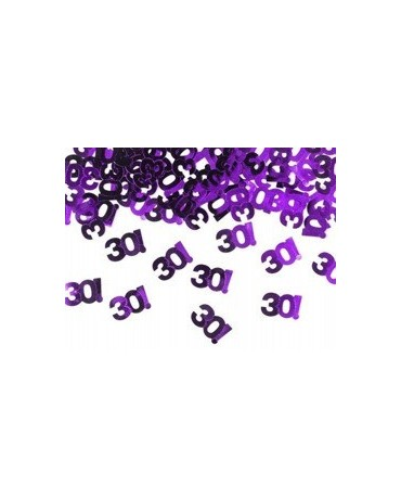 Konfety č.30 - fialové 15 g