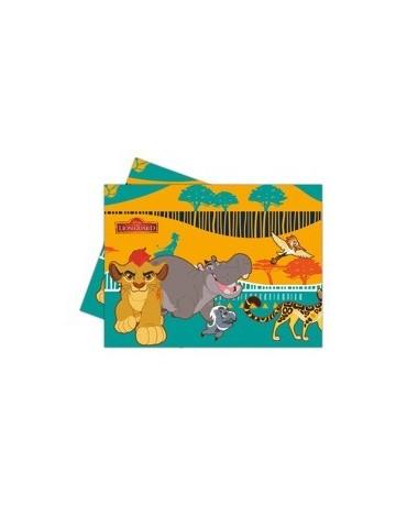 Obrus Leví Kráľ 120x180 cm - 1 ks