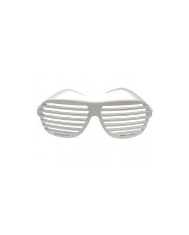 Okuliare - biele okenice
