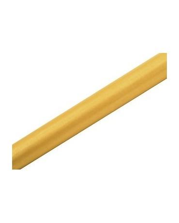 Organza -  žltá 36cmx9m