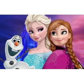 Frozen ľadové kráľovstvo