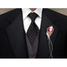 Svadobné stužky a pierka